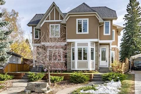 Townhouse for sale at 2307 Osborne Cres Southwest Calgary Alberta - MLS: C4240954