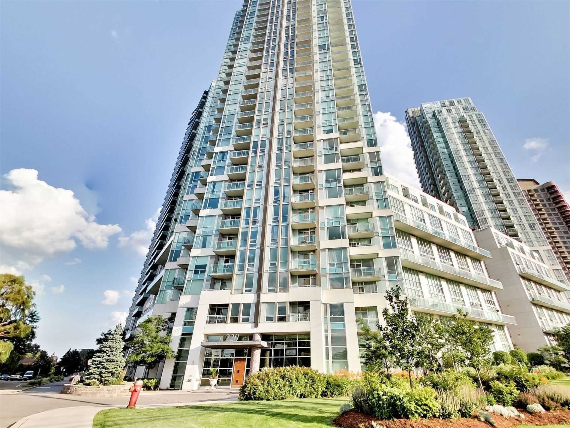 For Rent: 2308 - 220 Burnhamthorpe Road West, Mississauga, ON | 1 Bed, 2 Bath Condo for $2100.00. See 24 photos!