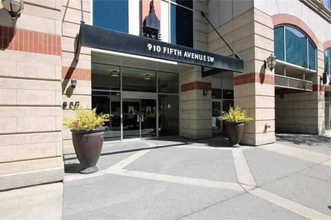 Condo for sale at 910 5 Ave Southwest Unit 2308 Calgary Alberta - MLS: C4245001