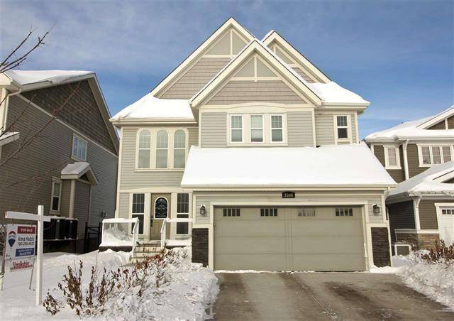 House for sale at 2308 Frezenberg Ave Nw Edmonton Alberta - MLS: E4187677