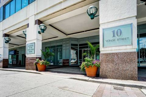 Apartment for rent at 10 Yonge St Unit 2309 Toronto Ontario - MLS: C4552273