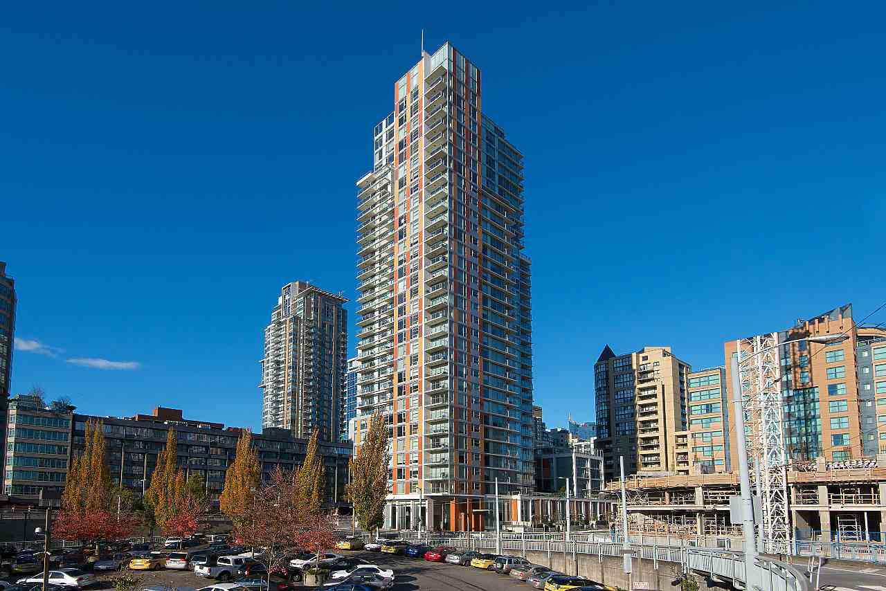 Sold: 2309 - 1351 Continental Street, Vancouver, BC