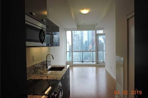 Apartment for rent at 290 Adelaide St Unit 2309 Toronto Ontario - MLS: C4524749