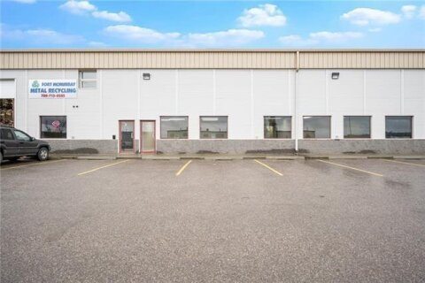 Commercial property for sale at 230 Mackay Cres Fort Mcmurray Alberta - MLS: FM0191309