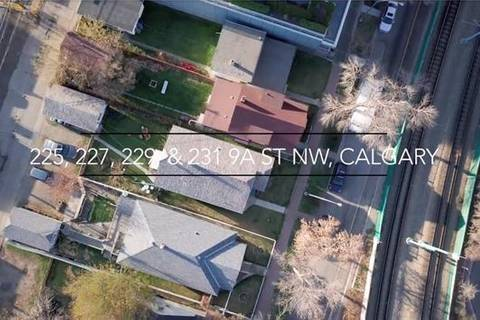 Townhouse for sale at 225 9a St Northwest Unit 231 Calgary Alberta - MLS: C4267158