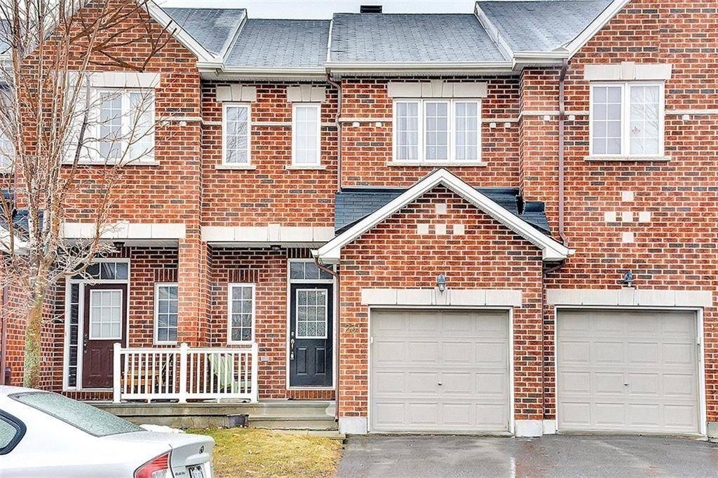 Townhouse for rent at 231 Badgeley Ave Ottawa Ontario - MLS: 1168502