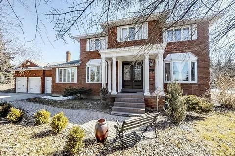 House for sale at 231 Burns Blvd King Ontario - MLS: N4392166