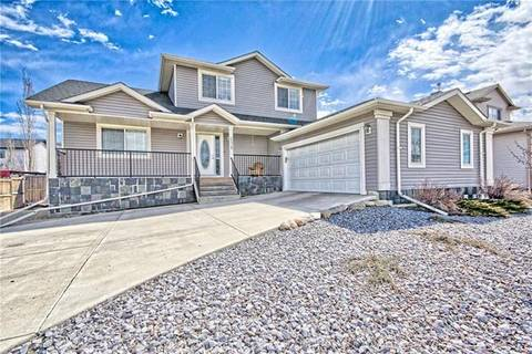 House for sale at 231 Canoe Dr Southwest Airdrie Alberta - MLS: C4241918