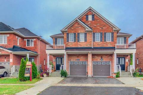 Townhouse for sale at 231 Checkerberry Cres Brampton Ontario - MLS: W4623772