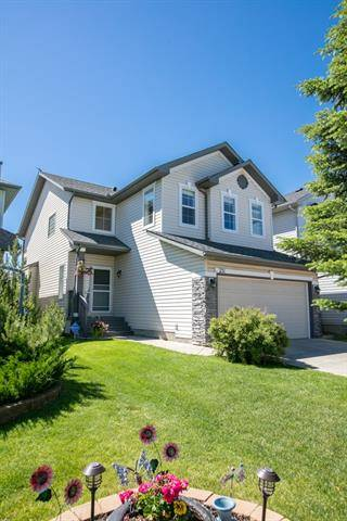House for sale at 231 Cranfield Green Southeast Calgary Alberta - MLS: C4256580