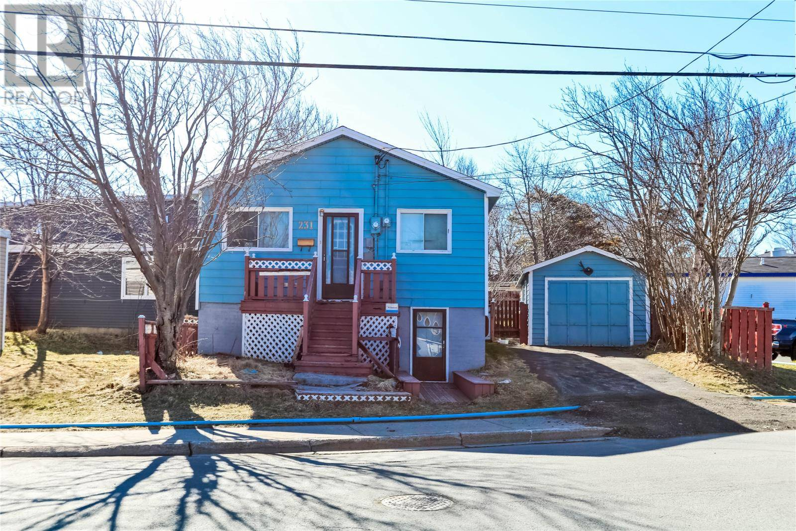 House for sale at 231 Empire Ave St. John's Newfoundland - MLS: 1202957
