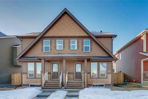 Townhouse for sale at 231 Fireside Dr Cochrane Alberta - MLS: C4235735