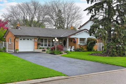 House for sale at 231 Foley Rd Mississauga Ontario - MLS: W4469856