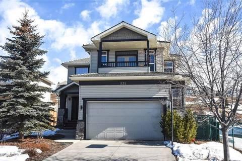 House for sale at 231 Gleneagles Vw Cochrane Alberta - MLS: C4233226