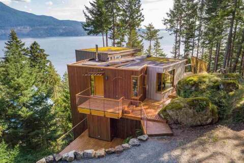 House for sale at 231 Highland Tr Bowen Island British Columbia - MLS: R2506552