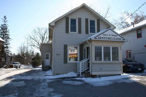 Commercial property for sale at 231 Kent St Kawartha Lakes Ontario - MLS: X4770425