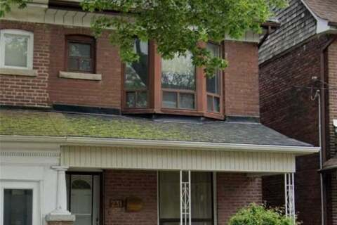 Townhouse for sale at 231 Laughton Ave Toronto Ontario - MLS: W4893043
