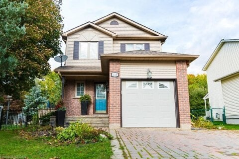 House for sale at 231 Mary Anne Dr Barrie Ontario - MLS: 40026820
