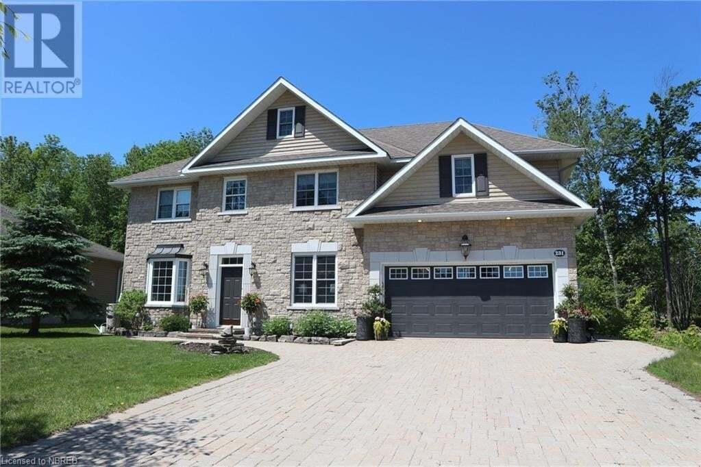 House for sale at 231 Osprey Cres Callander Ontario - MLS: 271071