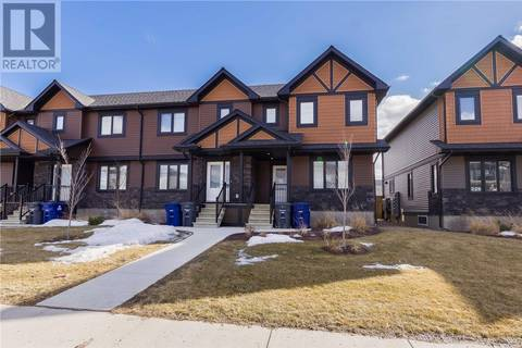 Townhouse for sale at 231 Rajput Wy Saskatoon Saskatchewan - MLS: SK770454