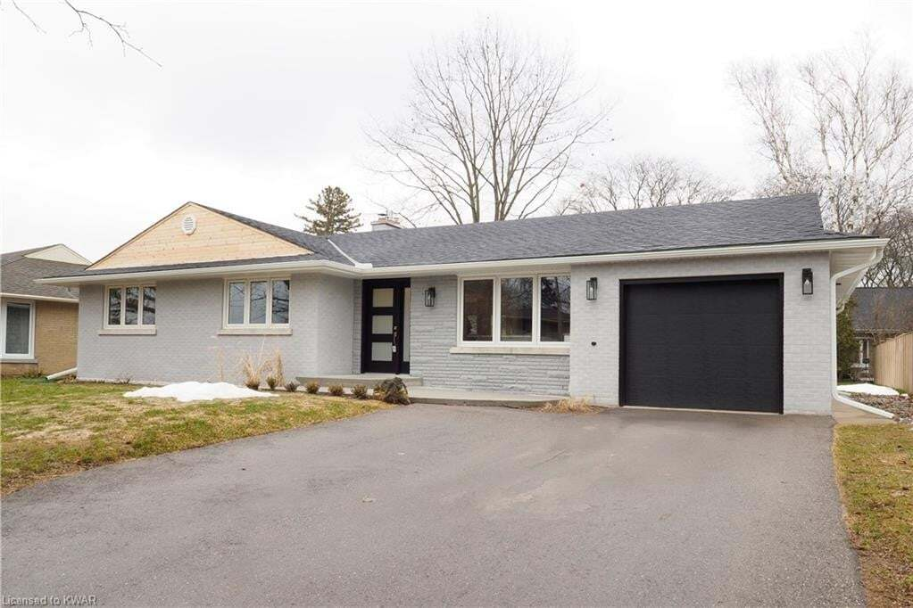 House for sale at 231 Stanley Dr Waterloo Ontario - MLS: 30809818