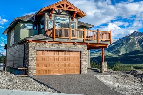 House for sale at 231 Stewart Creek Ri Canmore Alberta - MLS: A1030963