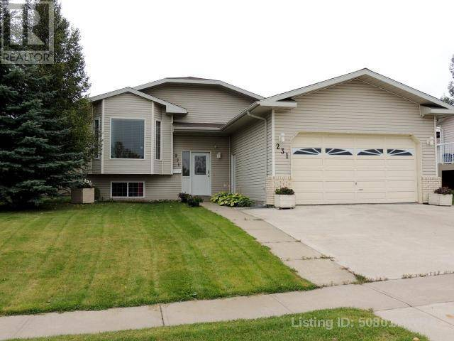 House for sale at 231 Tocher Ave Hinton Hill Alberta - MLS: 50801