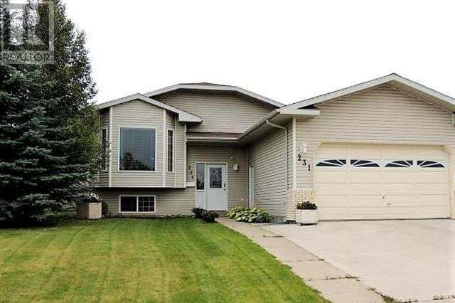 House for sale at 231 Tocher Ave Hinton Hill Alberta - MLS: 51734