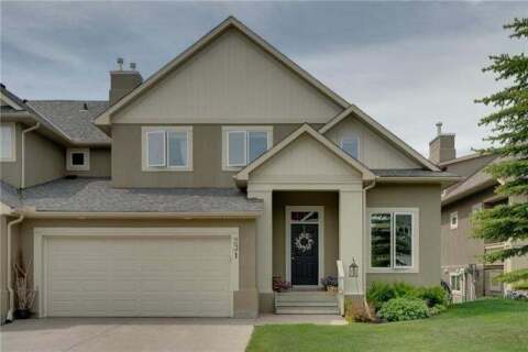 Townhouse for sale at 231 Whispering Water Wy Rural Rocky View County Alberta - MLS: C4288999