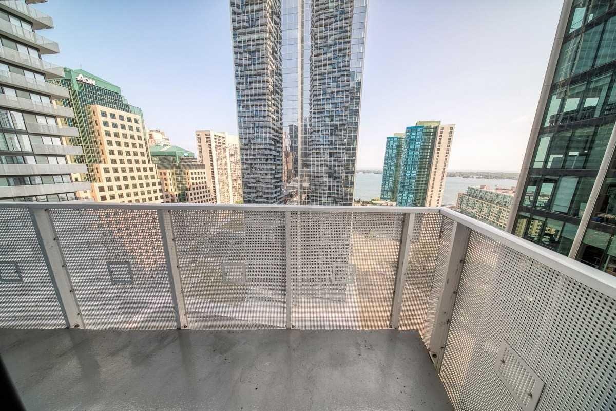 Apartment for rent at 100 Harbour St Unit 2310 Toronto Ontario - MLS: C4822859
