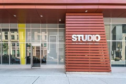 Apartment for rent at 199 Richmond St Unit 2310 Toronto Ontario - MLS: C4613642