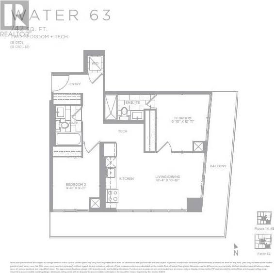 Apartment for rent at 20 Shore Breeze Dr Unit 2310 Toronto Ontario - MLS: W4635428