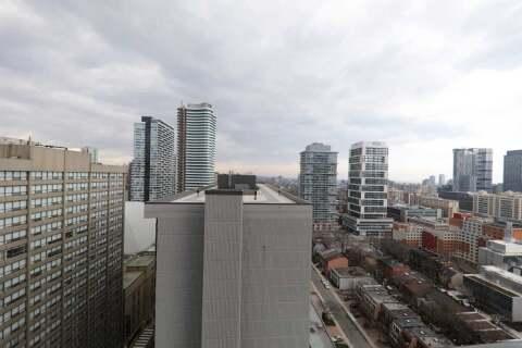Apartment for rent at 25 Carlton St Unit 2310 Toronto Ontario - MLS: C4862411