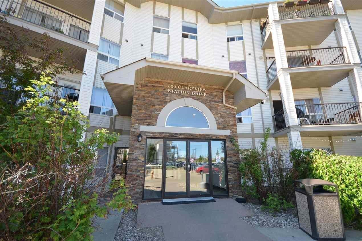 Condo for sale at 320 Clareview Station Dr NW Unit 2310 Edmonton Alberta - MLS: E4201284