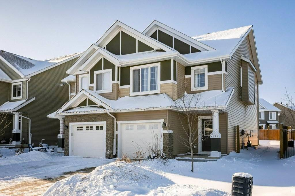Townhouse for sale at 2310 67a St Sw Edmonton Alberta - MLS: E4184235