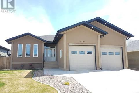House for sale at 2310 Amos Dr North Battleford Saskatchewan - MLS: SK772378
