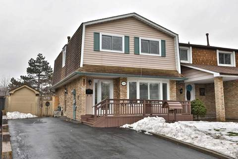 Townhouse for sale at 2310 Council Ring Rd Mississauga Ontario - MLS: W4702632