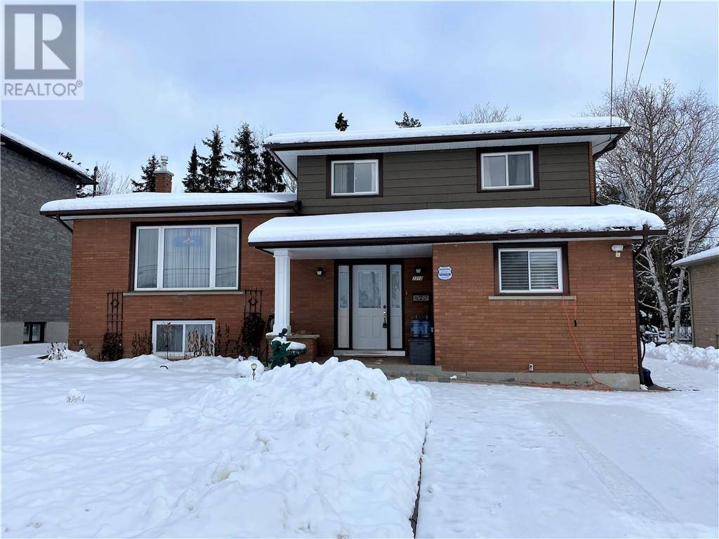House for sale at 2310 Louisa Dr Sudbury Ontario - MLS: 2082143