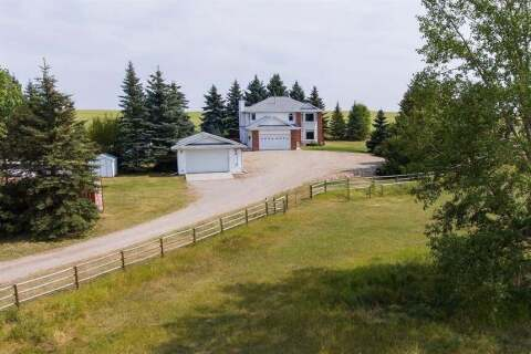 House for sale at 231009 Hwy 817  Rural Wheatland County Alberta - MLS: A1025412