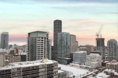 Apartment for rent at 101 Erskine Ave Unit 2311 Toronto Ontario - MLS: C4691928
