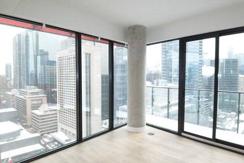 Apartment for rent at 215 Queen St Unit 2311 Toronto Ontario - MLS: C4685821
