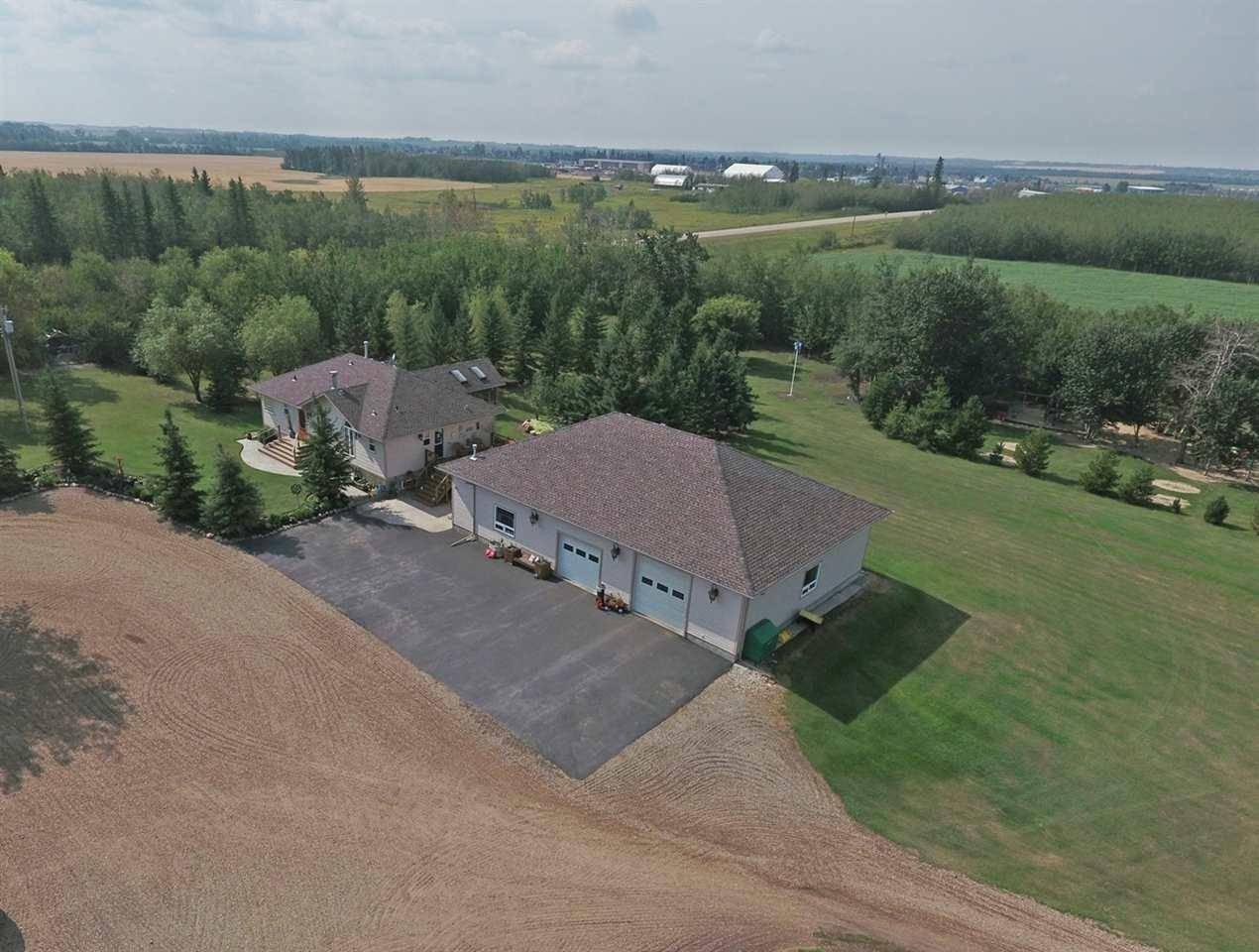 House for sale at 23114 Sh  Rural Sturgeon County Alberta - MLS: E4155491