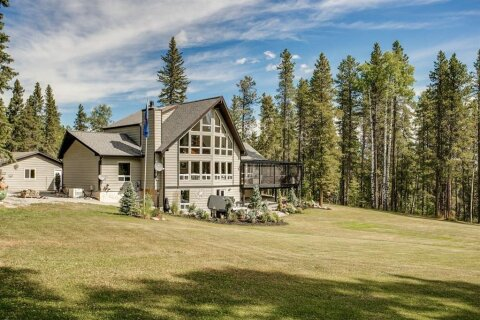 House for sale at 231224 Forestry Wy Bragg Creek Alberta - MLS: A1026669