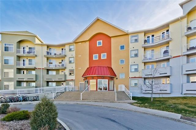 For Sale: 2314 - 700 Willowbrook Road Northwest, Airdrie, AB | 2 Bed, 2 Bath Condo for $174,900. See 18 photos!