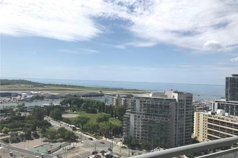 Apartment for rent at 38 Dan Leckie Wy Unit 2315 Toronto Ontario - MLS: C4519425