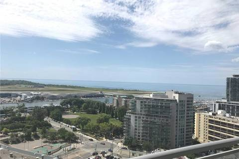 Apartment for rent at 38 Dan Leckie Wy Unit 2315 Toronto Ontario - MLS: C4519425