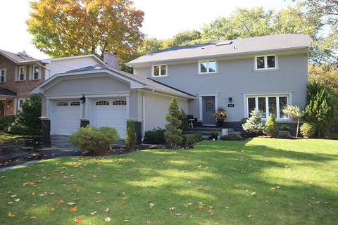 House for sale at 2315 Bennington Gt Oakville Ontario - MLS: W4523618