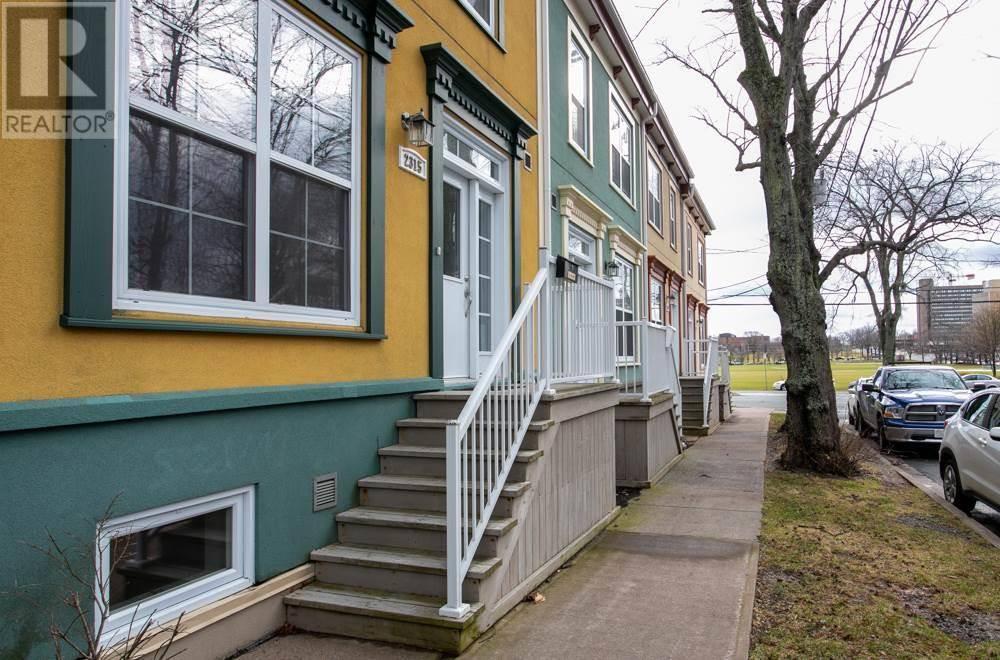 Townhouse for sale at 2315 Princess Pl Halifax Nova Scotia - MLS: 202003399
