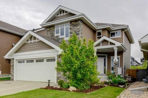 House for sale at 2315 Sparrow Cres Nw Edmonton Alberta - MLS: E4160827
