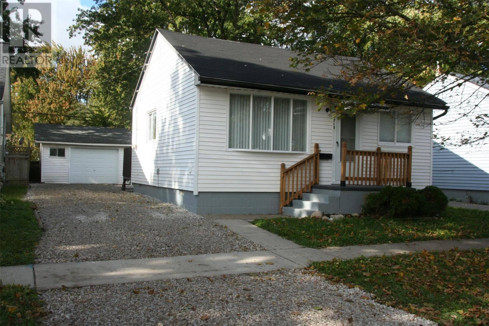 House for sale at 2315 Wellesley  Windsor Ontario - MLS: 19027342